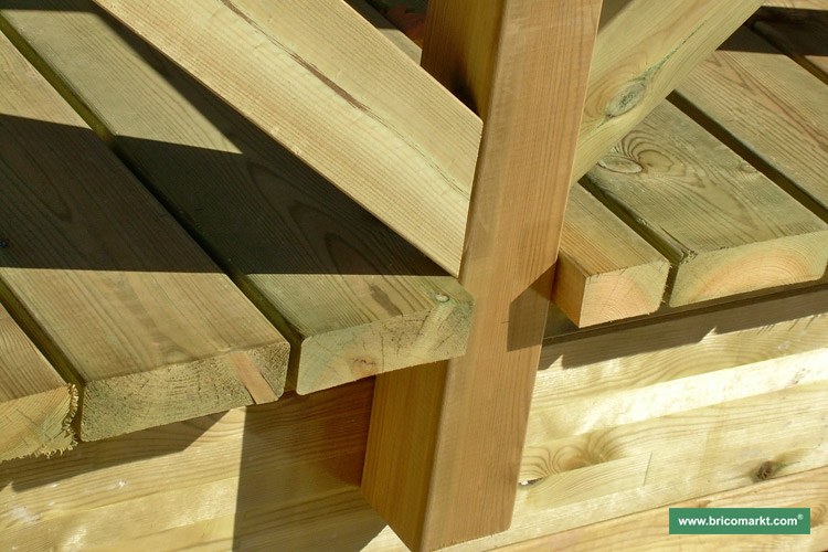 Vigas de madera para techos latest para citar este - Vigas de madera para techos ...
