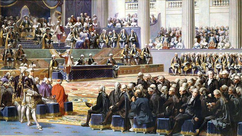 "an examination of the estates general the first step to the french revolution The french revolution transformed many aspects of public and  from the opening of the estates general in  the first step was that the familiar ""tu ."