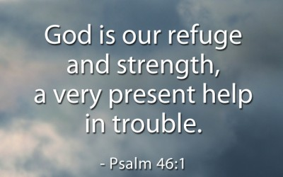 god is our ever present help God is our refuge and strength, a very present help in trouble asv for the chief  musician a psalm of the sons of korah set to alamoth a song god is our.