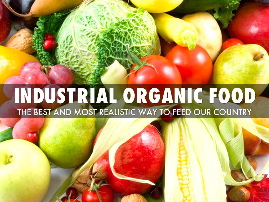Industrial Food Products : Industrial organic on emaze