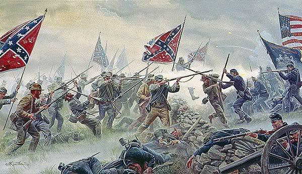 Battle of Gettysburg on emaze