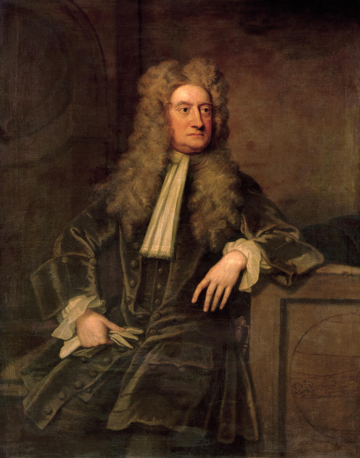 isaac newton on emaze