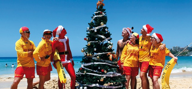 then all of the family celebrates and enjoys - When Is Christmas In Australia