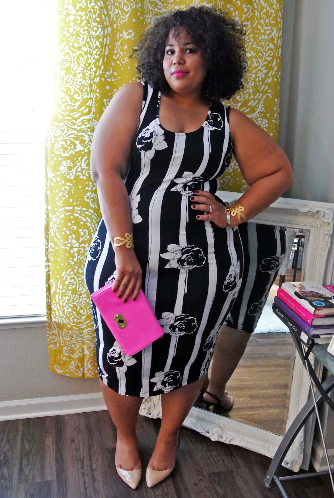 Ebony plus size fashion