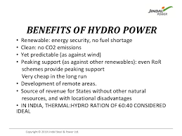 What Are the Advantages of Hydroelectric Power?