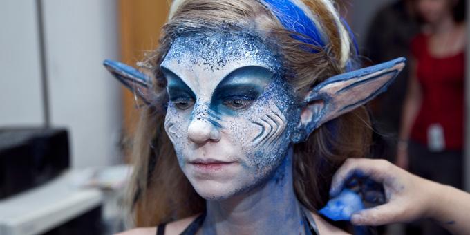 Special Effects Makeup Artist Jobs
