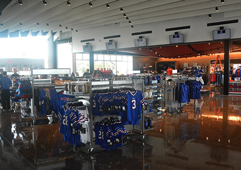 buffalo bills stadium store