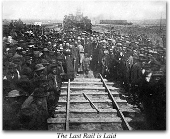 railroads and the industrial revolution