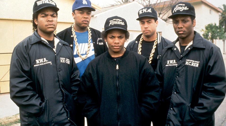 gangsta rap censored