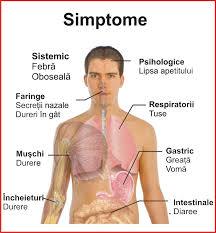 dureri corporale febră de oboseală extremă