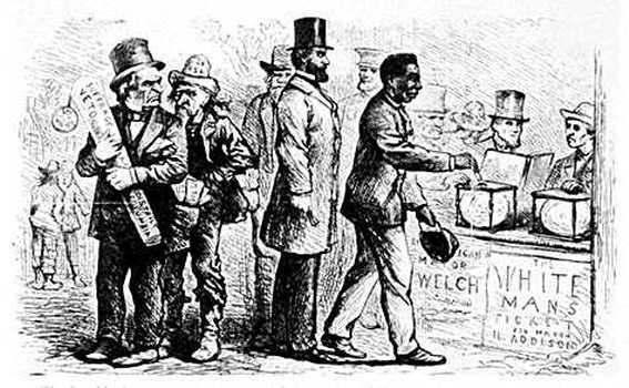an overview of the reconstruction period in the us history Reconstruction: reconstruction, the period (1865-77) after the american civil war during which attempts were made to redress the inequities of slavery and its political, social, and economic legacy and to solve the problems arising from the readmission to reconstruction united states history.