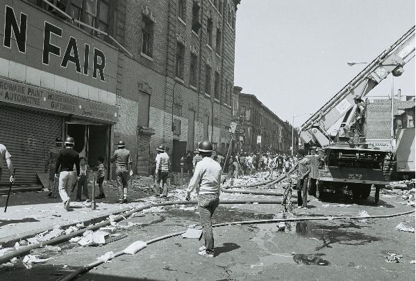 Блэкаут 1977 года или ночь страха