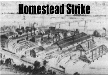 Homestead Strike Pictures