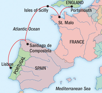 Map Of Portugal Spain France.Map Of France England And Spain Twitterleesclub