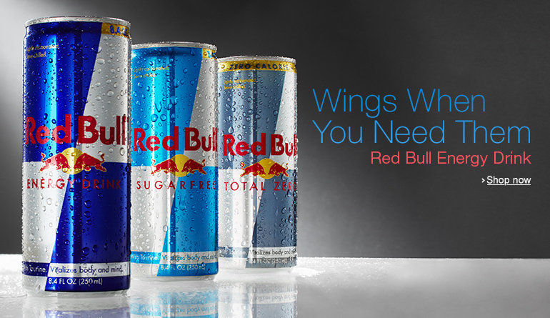 Red Bull on emaze