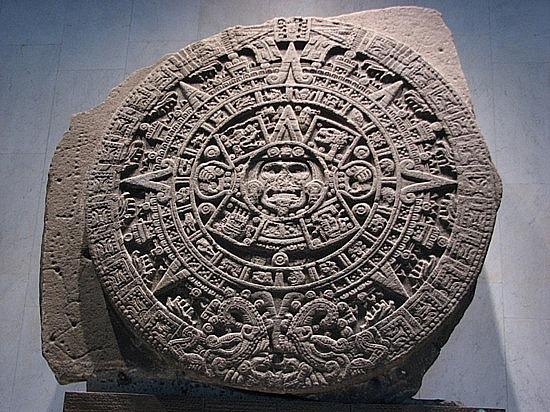 Azteken Zeichen