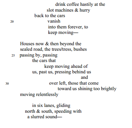 an analysis of the eliots poem on the topic of romantic sense The title of the poem the love song right away sets the reader into a romantic nature however, ts eliot twists this nature into something very different the narrator, prufrock, sends the reader on a journey of love, indeed, however it is the obscured side of love that is rarely discussed.