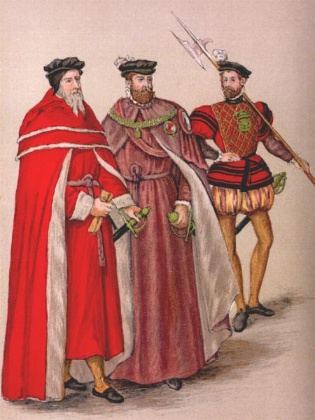 an introduction to the elizabethan fashion during the elizabethan era
