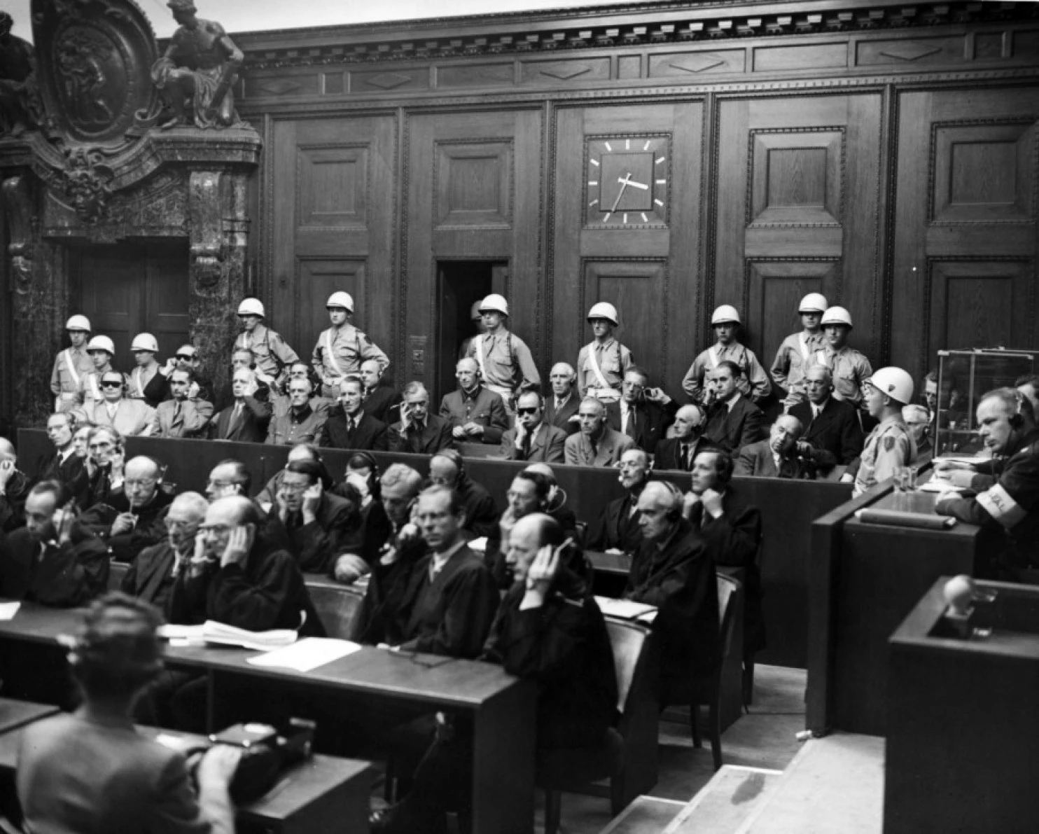 nuremberg trials on emaze