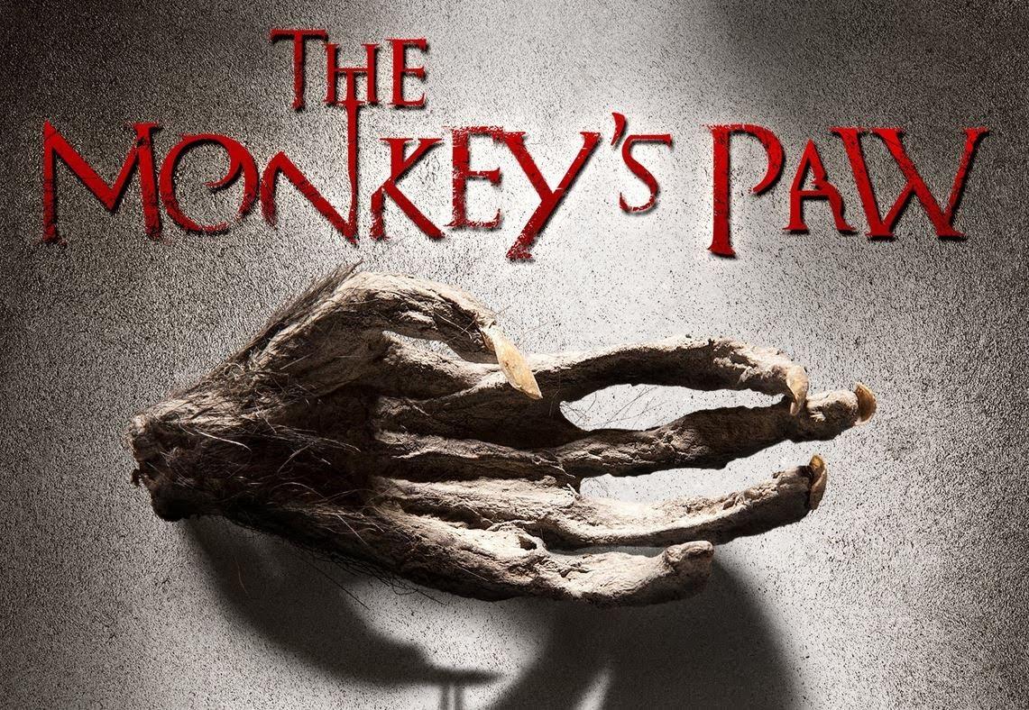 the monkeys paw imagery