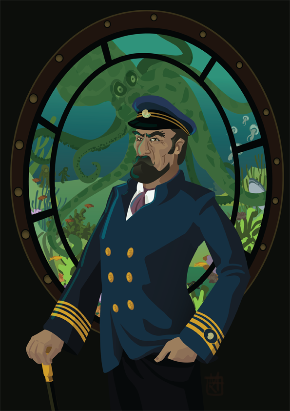 Sottomarino capitano nemo