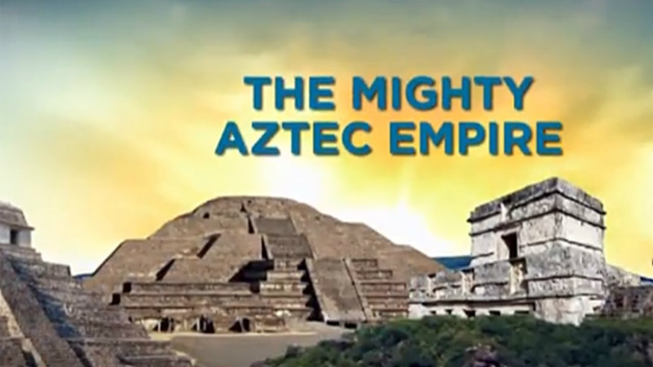 Aztec Empire project on emaze