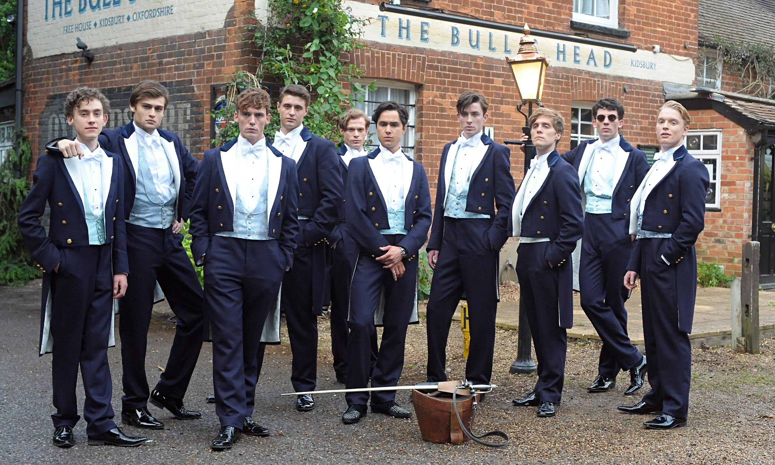 The riot club on emaze malvernweather Image collections