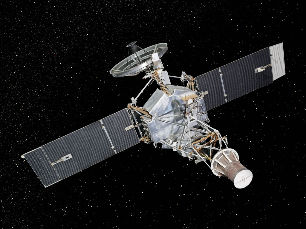 mariner 10 space probe - HD1024×768
