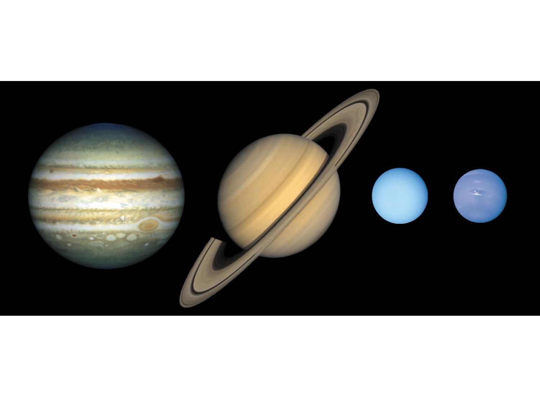 jovian planets density - photo #38