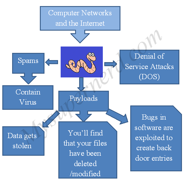 a description of a computer virus which is often a malicious software which replicates itself A computer virus is a type of malicious software that, when executed, replicates  itself by  viruses often perform some type of harmful activity on infected host.