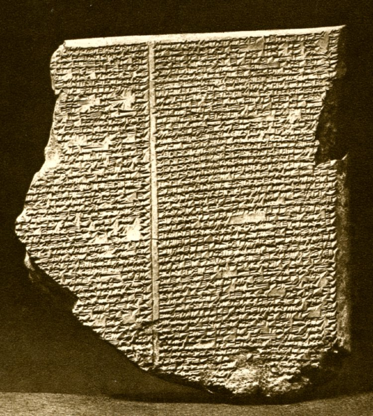 epic of gilgamesh and the bible essays