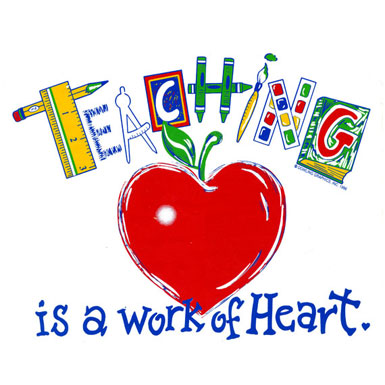 TEACHING FROM THE HEART on emaze