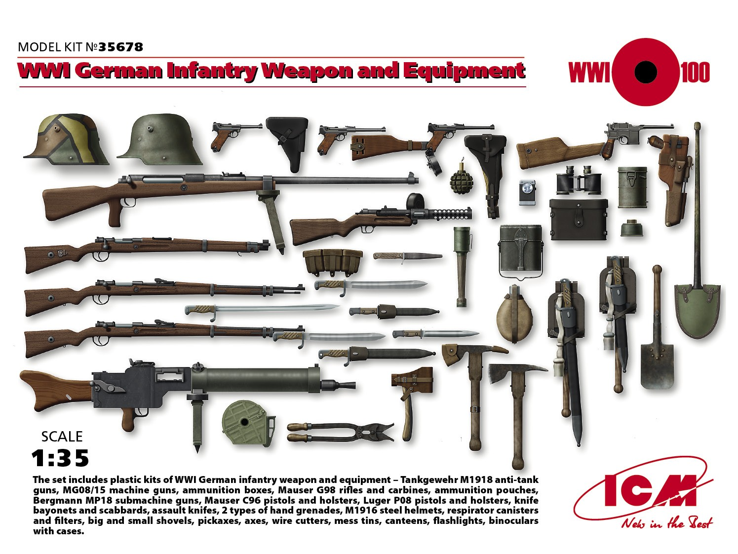 weapons of ww1 - Khafre