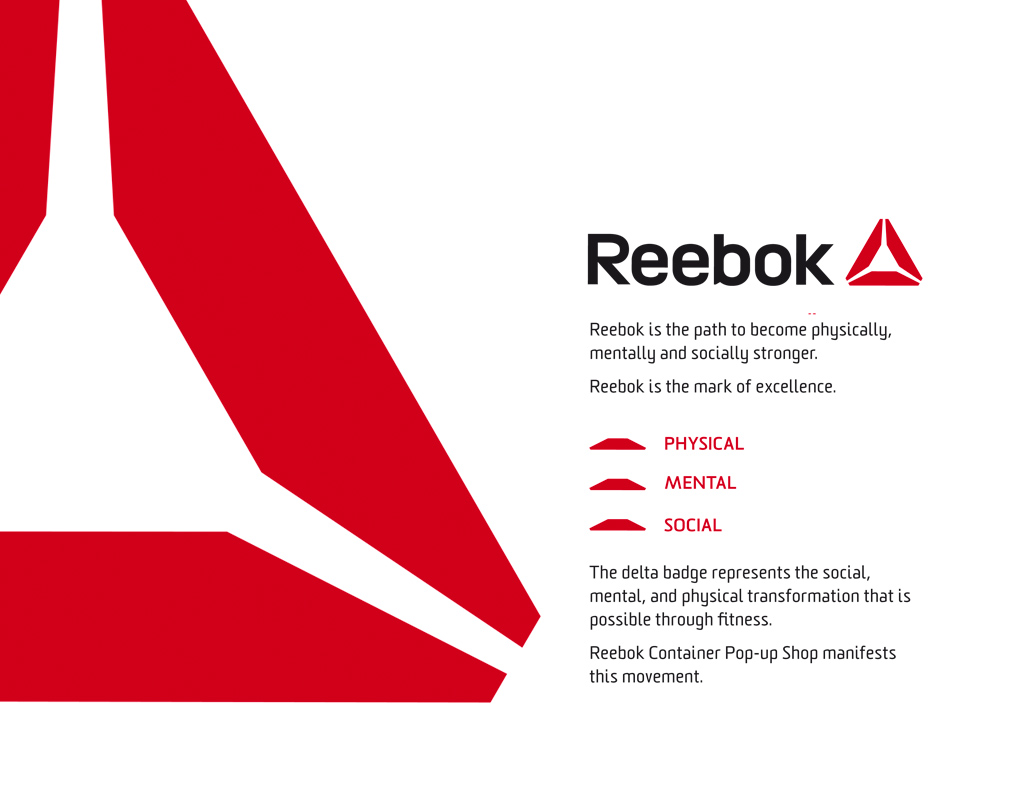 A Study on Brand Positioning of Reebok Nithi