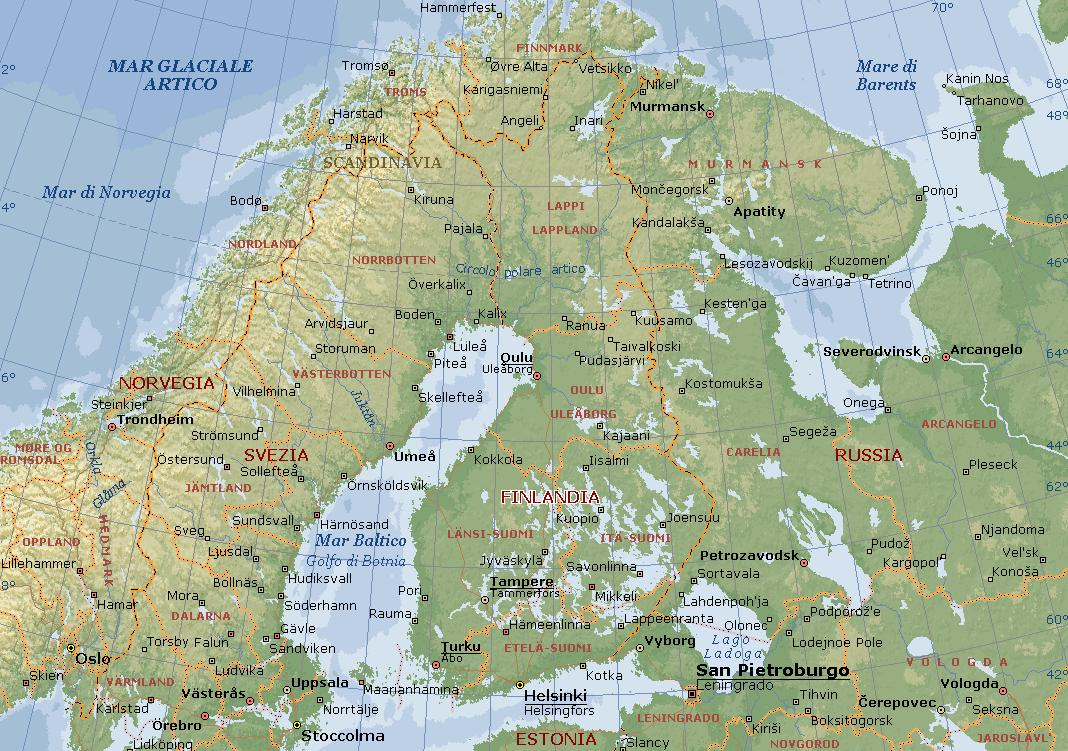 Cartina Muta Europa In Pdf My Blog