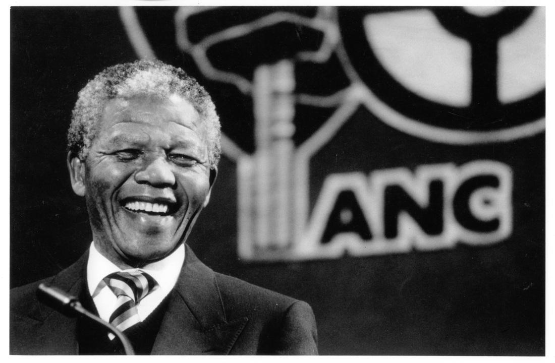 Resultado de imagen de Mandela ANC