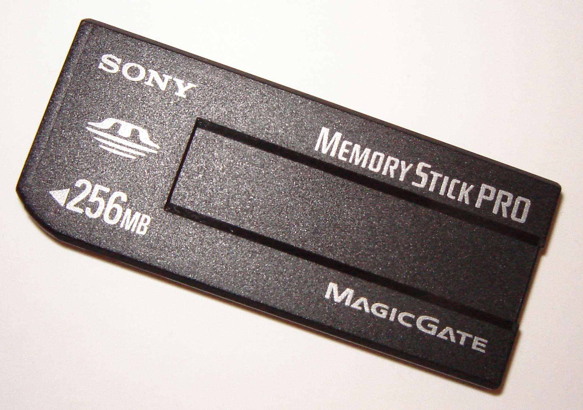 Not recognising memory stick??!?