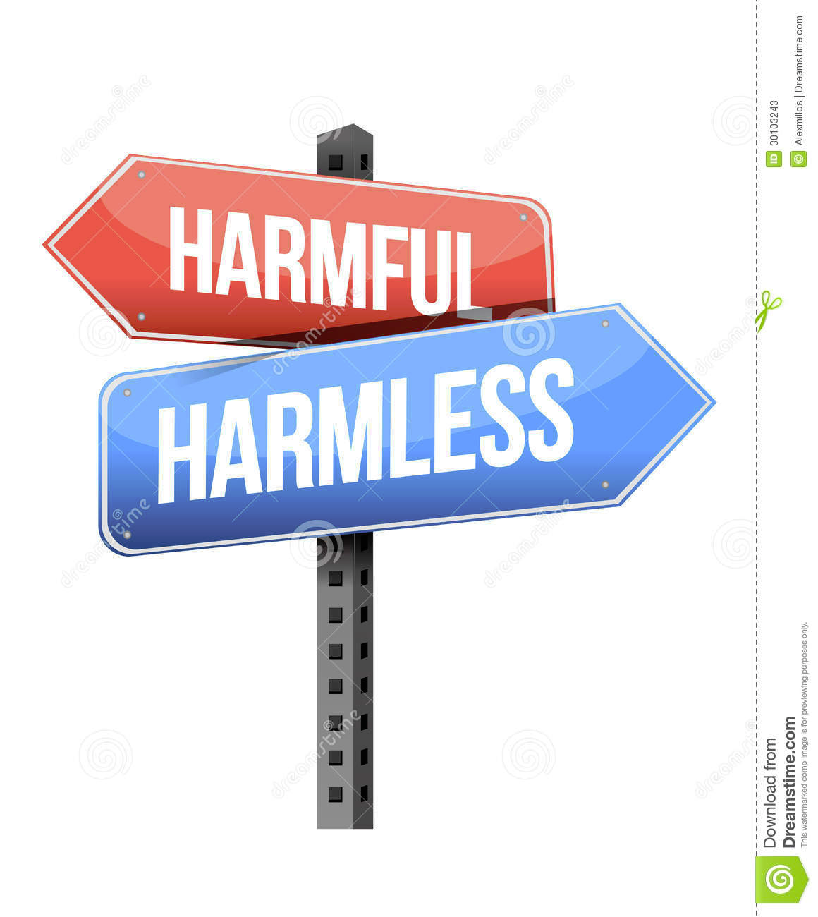 Worksheet Harmless Synonyms harmful vs harmless on emaze title