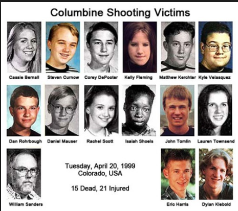 Natural Selection Movie Columbine