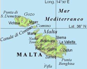 Cartina Di Malta Pdf.A Cura Di Beatrice Cofano E Daria H