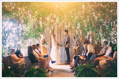 Midsummer Nights Dream Wedding | Midway Media