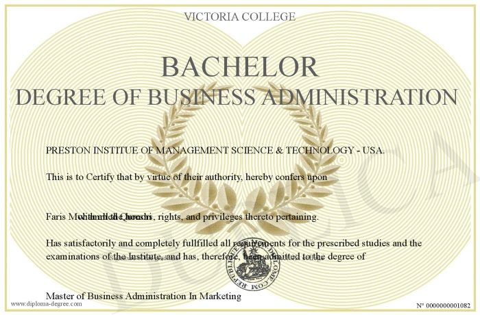 Bachelor Of Science In Business Management - Best Business 2017