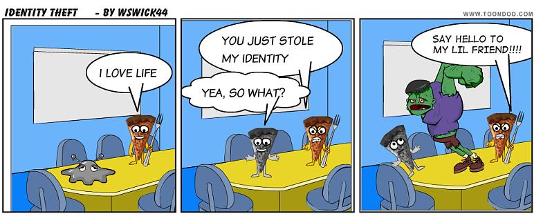 Identity theft essay
