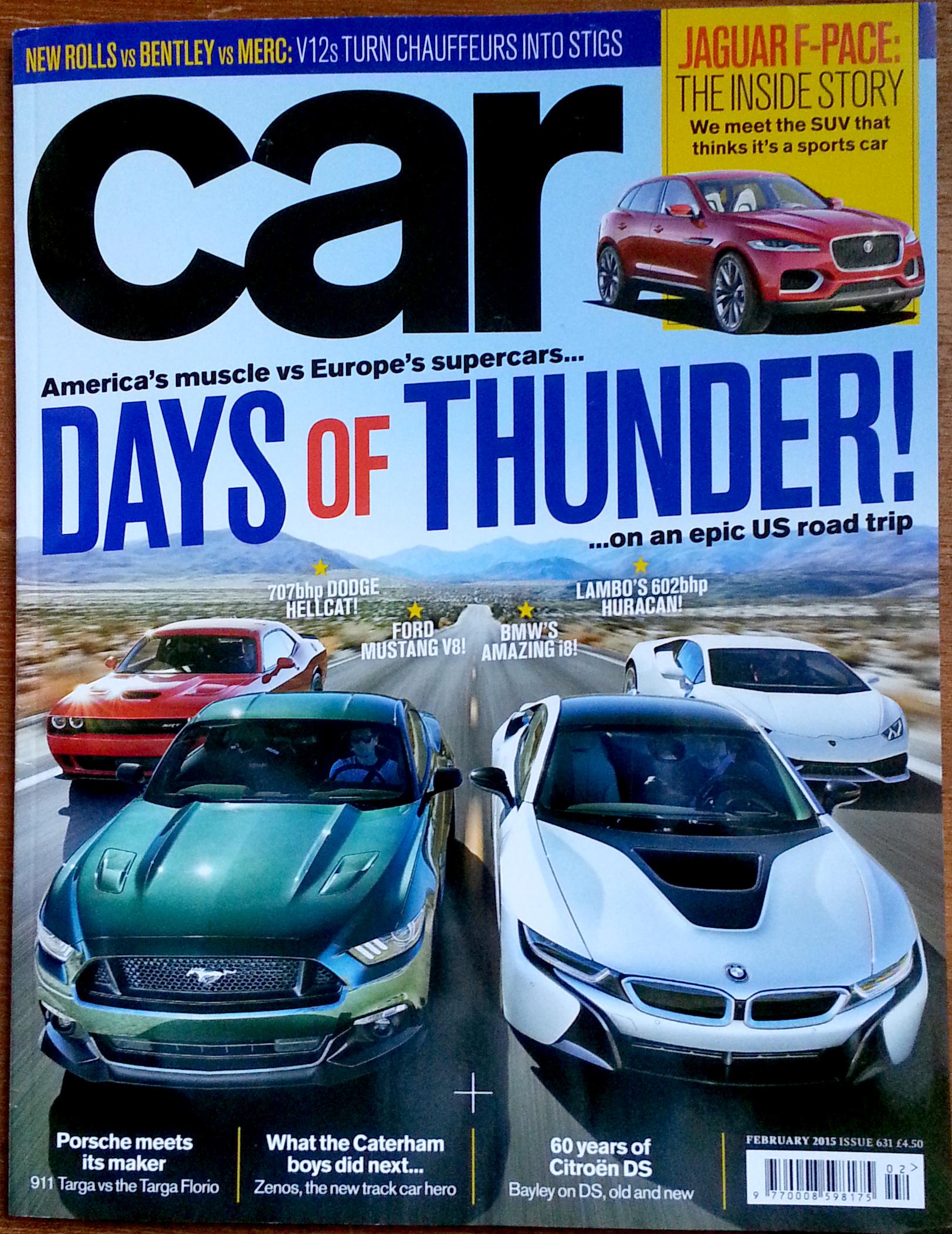 Charming Good Car Magazines Ideas - Classic Cars Ideas - boiq.info