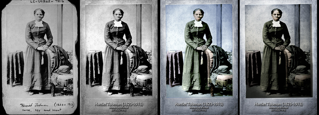 Harriet Tubman Bio Presentation on emaze
