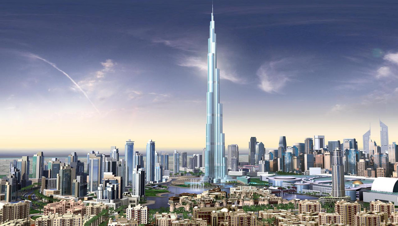 ... Construction Of Ryugyong Hotel Tower. Emaar Is One Of The Largest  Developer Firms In The World And They Are Known For Building The Worldu0027s  Tallest Tower ...