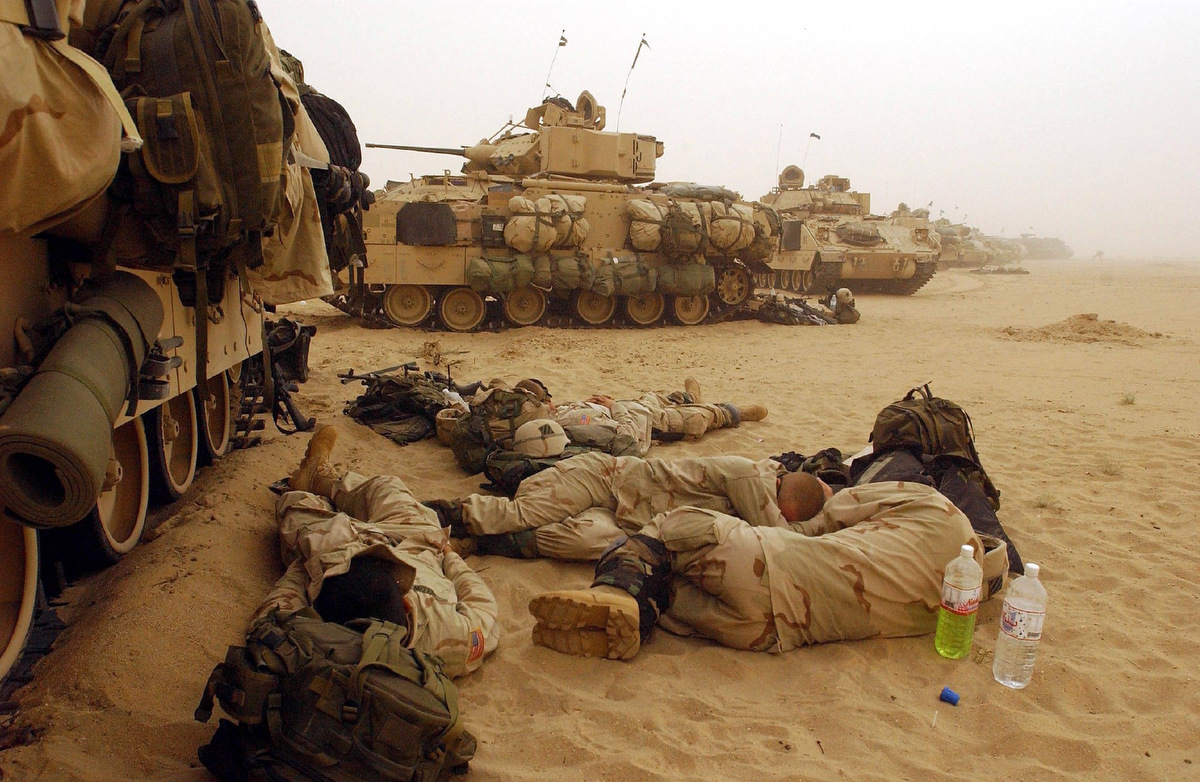 essays about war in iraq The war in iraq isn't it interesting how the media portraits the war in iraq it's always the negative points and never the good ones there is so much disbelief and lying about our military and government that it is disgusting.