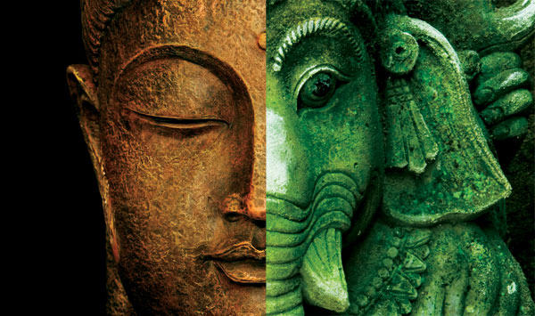 roots of hinduism and buddhism It has complex roots, and involves a vast array of practices and a host of deities   unlike buddhism, jainism, or sikhism, hinduism has no historical founder.