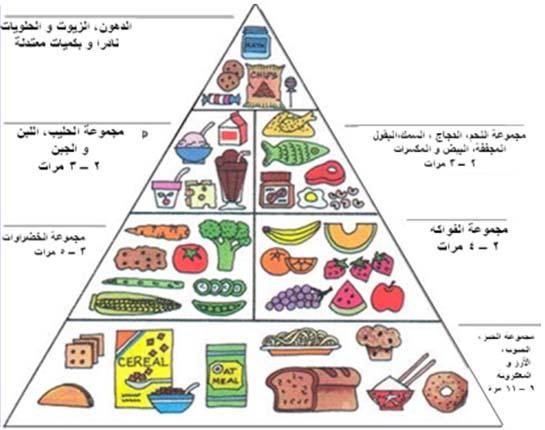 صور المجموعات الغذائية 1