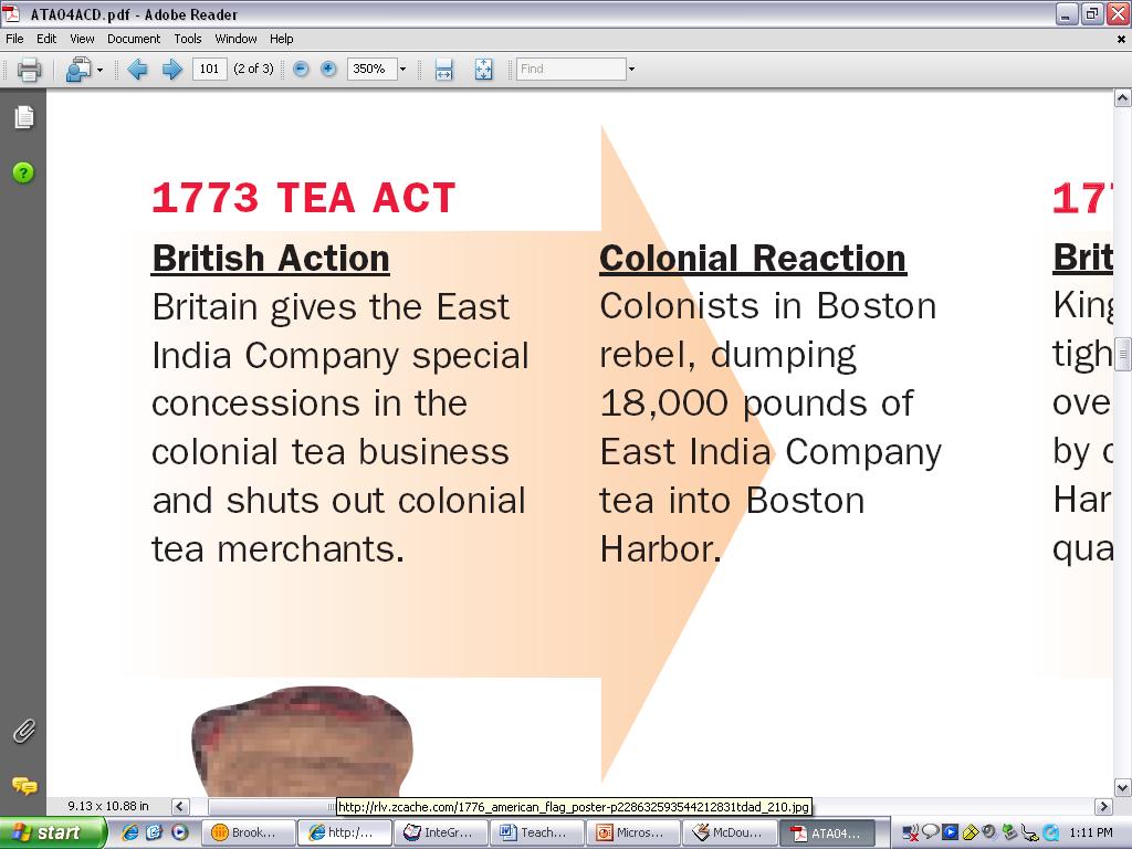 AmericanRevolutionpptx – Boston Massacre Worksheet